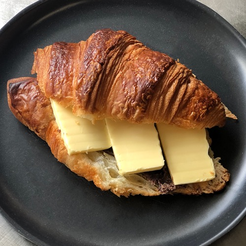 Croissant Red bean